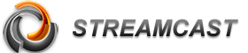 StreamCast Hosting Logo